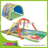 New kids play colourful carpet set toy play gym baby