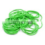 38mm Green Natural Silicone Rubber Bands