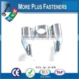 Made in Taiwan High Quality Stainless Steel Clip Spring clip Tool Clips
