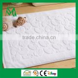Hotel towel floor rug bathroom kitchen bedroom cotton floor water absorb carpet cat 5080cm