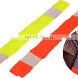 high bisibility reflective seat belt cover