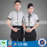 Best seller Hotel Uniform Design, Hotel Housekeeper Uniform