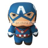2017 New Marvel Captain American twisted plush toy