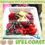 factory of used clothing low price hebei used clothing small bales