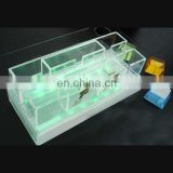 led illuminated acrylic display case
