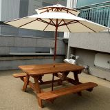 Teak Wood Lounge Chairs Coffee Shop/restaurant Weatherproof Teak Outdoor Furniture