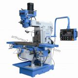 X6336H Vertical and Horizontal Turret Milling Machine