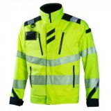 Hi-Vis Safety Winter Jacket