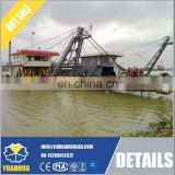 cutter suction dredger, sand suction dredger for sale