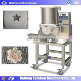 High Quality Automatic hamburger patty/chicken nuggets/meat pie making machine