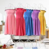 Microfiber Fabric Bath Towels Fashion lady Wearable Bath Skirt Solid Bath Towel Dress Beach Towel