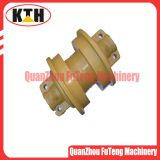 Harvester Caterpillar D4D Double Flange Bottom Roller Track Roller For Dozer