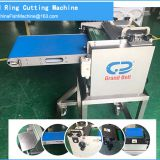 Squid Skinning and slicing processing machine