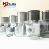 Engineering Machinery Diesel Engine Cylinder Liner Piston Kit