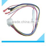 China custom UL electronic battery wire harness with fuse holder manufacturer