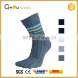 Random Color Cotton Five Fingers Toe Sport Bamboo Fibre Socks / Bamboo Finger Socksen's Cotton Five Toe Socks