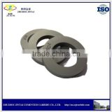 high quality cemented carbide knurled roller from factory