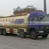 Dongfeng 8x4 tank truck for transporting cement 22-28CBM