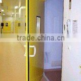 OKM automatic operating room doors, hermetic door, clean room pharma operating theatre gas seal manual door