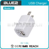 Wholesale For Mobile Phone High Quality One Port Usb Wall Travel Charger