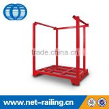 Warehouse stacking steel heavy pallet rack