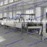 XF Natural Potato Chips Processing Line