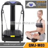 MP3 Crazy Fitness Massage Electric Vibration Plate Compactor Vibration