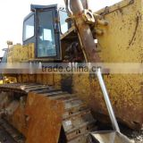 Hydraulic crawler bulldozer D155A-2 bulldozer used condition D155A-2 Shantui crawler bulldozer second hand D155A-2 bulldozer