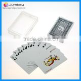 100% Plastic Bridge Size Playing Cards for Club                                                                         Quality Choice