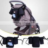New 2015 wholesale disny princess baby stroller organizer, cheap hanging baby bag Trade Assurance Supplier