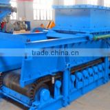 New technology moving belt feeder for coal mining and chemical electric power and building materials