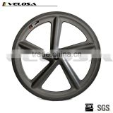 5 spoke bicycle wheel, five spoke carbon wheels,carbon 5 spoke track bicycle wheel