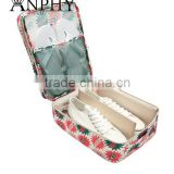 AN651 ANPHY Shoes storage box for journey,mult-function shoes storage package,3 pairs shoes storage bag