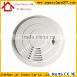 Wireless Smoke Detector Fire Alarm with Control Panel L&L-S803