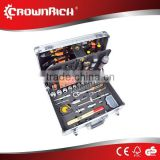 121pcs gator grip universal socket sets