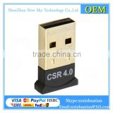 Mini USB Bluetooth Adapter CSR 4.0 + ivt 8.0 Bluetooth Dongles Wireless 20m For PDA PC Headset