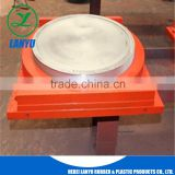 Elastomeric Isolator Rubber Bearing Pad for bridge