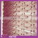 2016 high quality african lace trimming for garment / lace fabric in china                                                                         Quality Choice