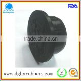 Anti chemical reaction rubber pipe plug