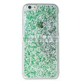 Aikusu 2015 innovative product!!!For Iphone 6/6S crystal glitter gel case with various design choice