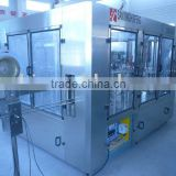 carbonated drink production machine, cola filling monoblock, sparkling drink bottling plant