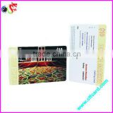Nice ISO 7810 Standard Size plastic pvc scratch card