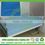 Disposable Medical Textile Products SMS Nonwoven Fabric/SMMS Nonwoven fabric for medical bedsheet covering