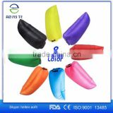 China Supplier Hot-Selling Products Nylon Fabric Inflatable Sleeping Bags Portable Lounger