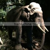 2015 Hot Sale Decoration Animal Statue Of Elephant For Exhibition Hall