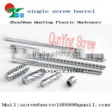 auto parts injection screw barrel/automotive part/plastic injection moulding machine parts