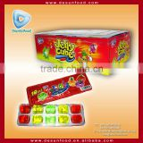 10 piece in 1 Rainbow Fruit Jelly Cube                                                                                                         Supplier's Choice