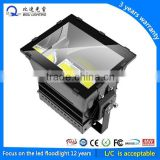 IP65 high efficiency 1000W metal halide floodlight with MeanWell driver