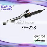 mini portable hair curler travel use hair rotating curling iron ZF-228
