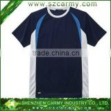 100%polyester Breathable and comfortable baskteball quick-drying sports short-sleeve T-shirt